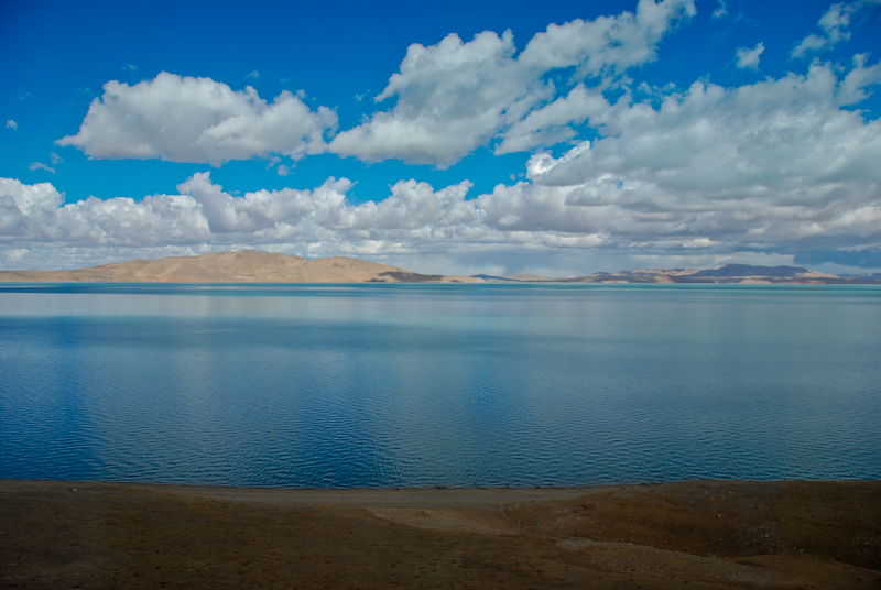 озеро Нам-Цо, Тибет