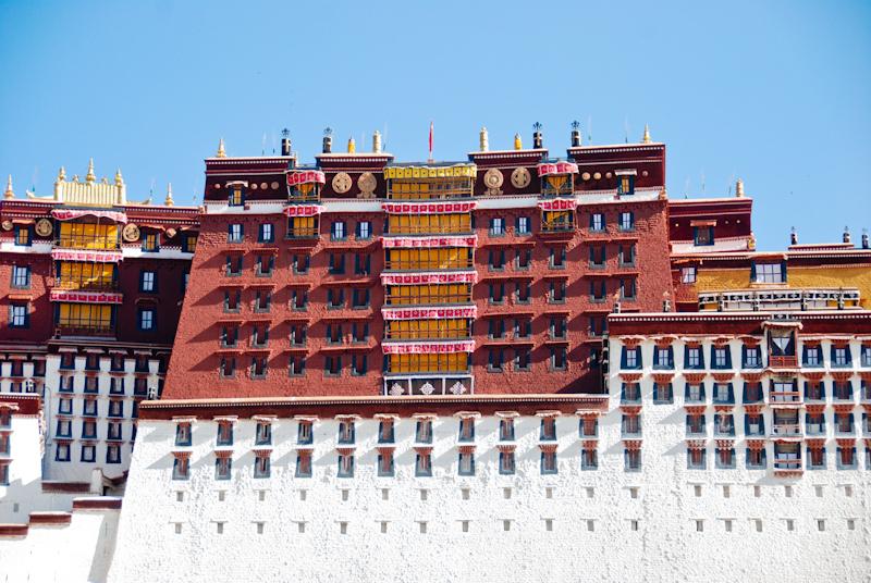 Потала - резиденция Далай-Лам