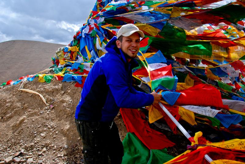 гид по Тибету Гундарев Андрей