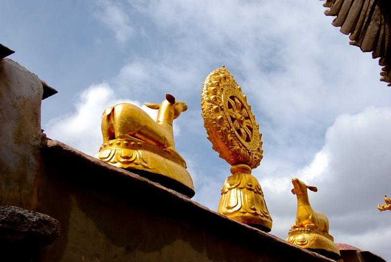 Дхармачакра - колесо Дхармы